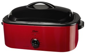 Oster CKSTROSMK18 Smoker Roaster Oven