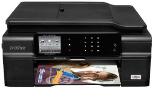 Brother Work Smart Wireless Color Inkjet All-In-One Printer