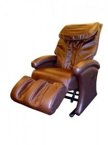 Body Relaxer HX-3000 Luxury Shiatsu Massage Lounger with Memory Foam