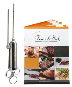 Premium Quality Meat Injector by PrimoChef