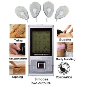 HealthmateForever Massager 6 Modes Tens Unit