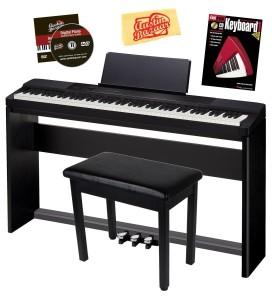 Casio Privia PX-150 88-Key Digital Piano Bundle